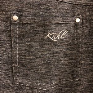Kuhl Pants - Kuhl Women's Mova Pant Size 12 Dark Heather Gray